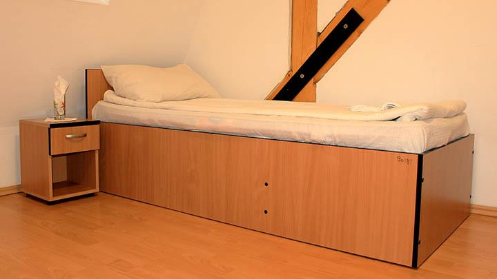 Hostelsport 2 beds room - Floor 1