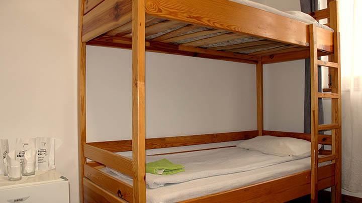Hostelsport 4 beds room - Floor 1