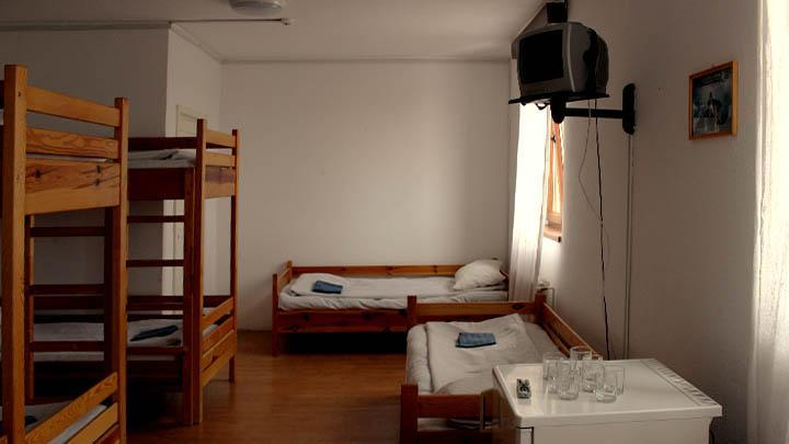 Hostelsport 9 beds room - Floor 1