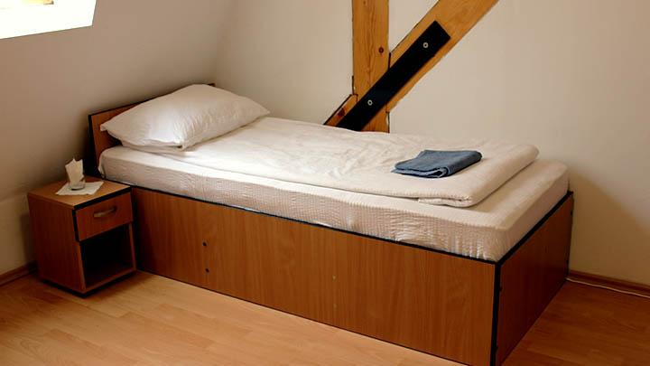Hostelsport 2 beds room - Floor 2