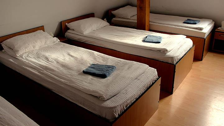 Hostelsport 4 beds room - Floor 2